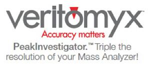 veritomyx® - Accuracy matters.  Peakinvestigator™ Triple the resolution of your Mass Analyzer!