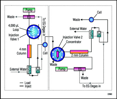 A Valve Switching Ion Chromatography System With Integrated ...