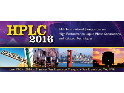 HPLC 2016 Sets the Stage for the Next 50 Years