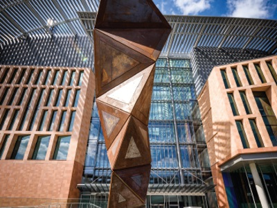 Timeline for Building the Francis Crick Institute