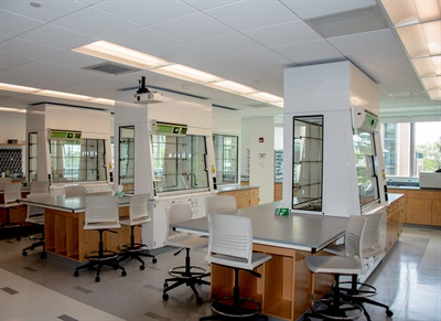 Fume Hoods and Cabinets