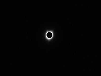 Dusk Without Shadows: Observations on the Total Eclipse of 2017