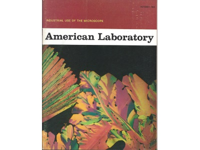 American Laboratory: Connecting the Dots for 49 Years