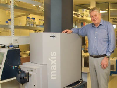 Growth of Mass Spec From 1960s to Present: Interview With Professor O. David Sparkman